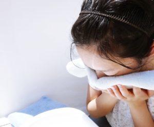 sano Vita洗顔石鹸の使い方を実践している画像